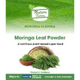 Moringa Leaf Powder - 50g