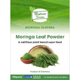 Moringa Leaf Powder - 100g